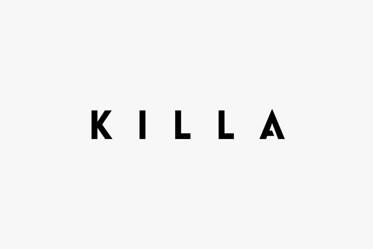 KILLA ロゴ&ツールデザイン