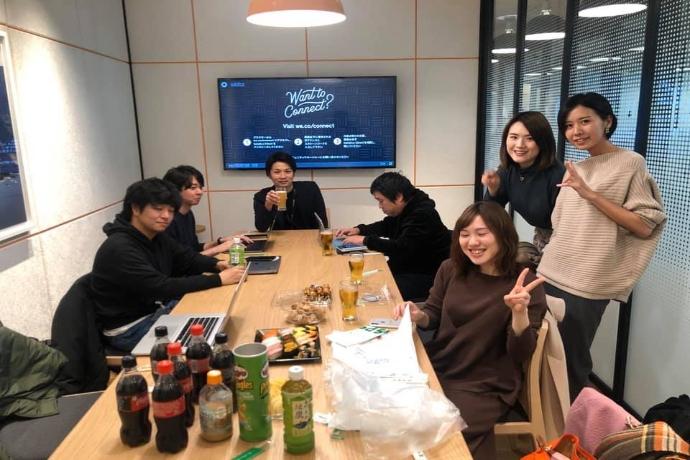 2019年アッタデザインの納会!【英語翻訳有り】